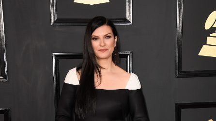 Il look di Laura Pausini ai Grammy Awards