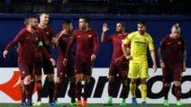 Europa League, le immagini di Villarreal-Roma