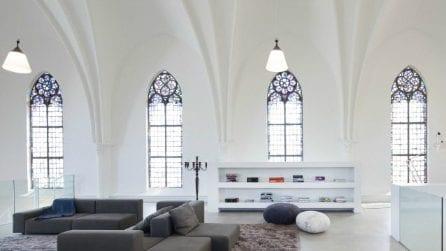 10 chiese in disuso trasformate in appartamenti moderni