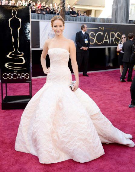 Ha vinto il premio come miglior attrice ed è inciampata sulle scale poco prima di salire sul palco
