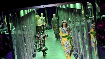 Gucci collezione donna Autunno/Inverno 2017-18
