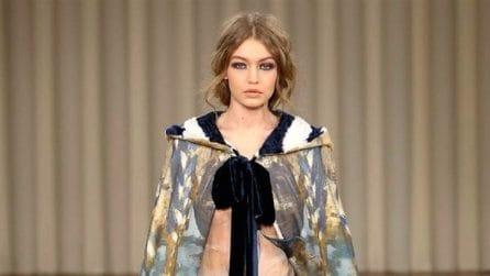 Alberta Ferretti collezione donna Autunno/Inverno 2017-18
