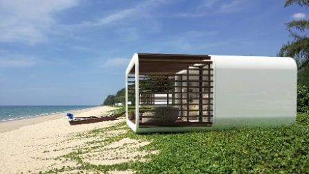 La casa per vivere ovunque nel mondo