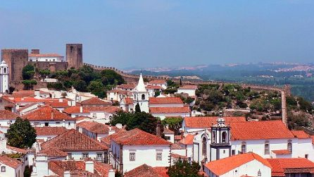 Óbidos, un tocco di fiaba in Portogallo