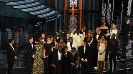 Le foto dei vincitori della Notte degli Oscar 2017