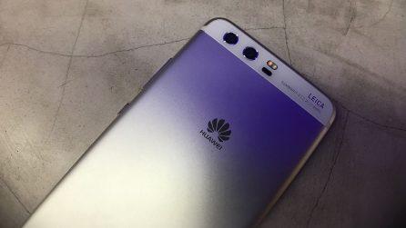 Il design del nuovo Huawei P10