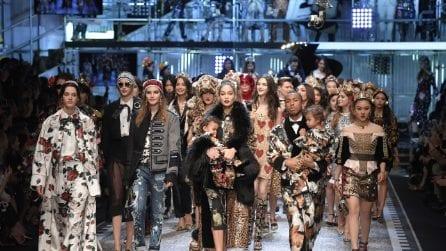 Dolce&Gabbana collezione donna Autunno/Inverno 2017-18