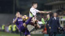 Serie A, 26a giornata: Fiorentina-Torino 2-2