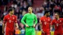 Bundesliga, le immagini di Colonia-Bayern