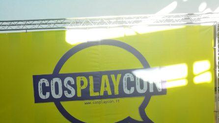 Cosplaycon Contest Biella - Gli Orsi