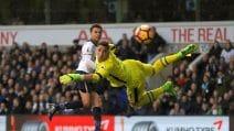 Premier, Kane e Alli. Il Tottenham batte l'Everton