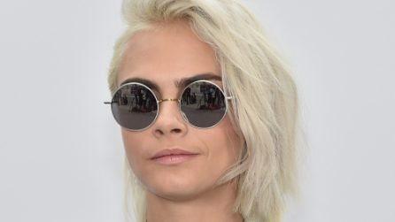 Il nuovo look di Cara Delevingne