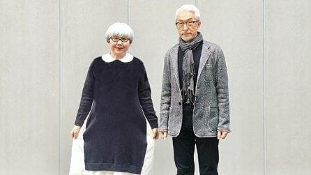 I nonnini giapponesi che stanno facendo impazzire il web