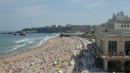 Biarritz, una splendida località di mare sulla costa francese
