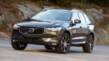 Volvo XC60, il nuovo SUV in arrivo dalla Svezia