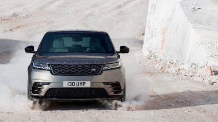 Range Rover Velar, lusso e grinta per quarta sorella