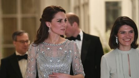 "Kate Middleton in versione Elsa di ""Frozen"""