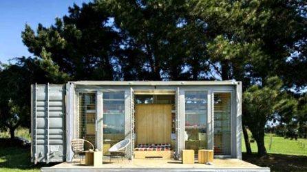 13 container trasformati in case di lusso