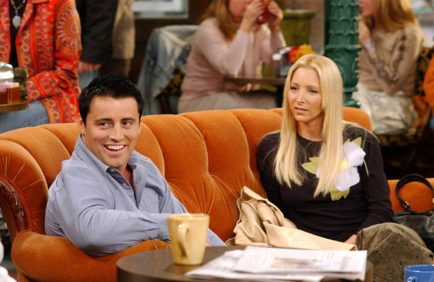 Lisa nei panni di Phoebe
