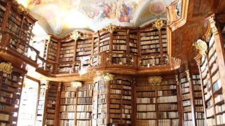 """La biblioteca de """"La bella e la bestia"""" esiste davvero e si trova a San Florian"""