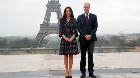 Il look firmato Chanel di Kate Middleton