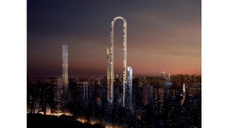 The Big Bend: il grattacielo ad arco che potrebbe cambiare New York.