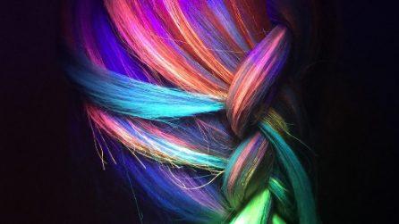 Capelli neon