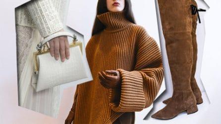 Parka, pullover e cuissardes: capi e accessori must per l'Autunno/Inverno 17-18