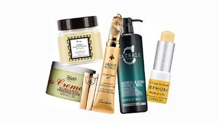 I cosmetici a base di miele