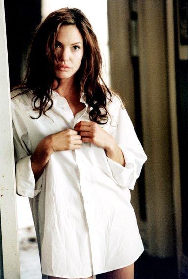 "Angelina Jolie in ""Mr. & Mrs. Smith"""
