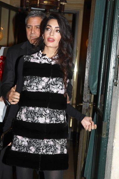 Il look casual sfoggiato a Parigi