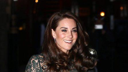 Il look di Kate Middleton per l'incontro con i genitori dei futuri compagni di classe di George