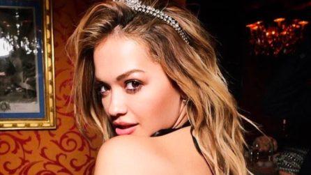 Le foto più sexy di Rita Ora