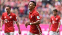 Bundesliga, il Bayern passeggia con l'Augsburg