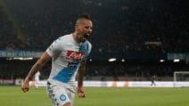 Serie A, le immagini di Napoli-Juve