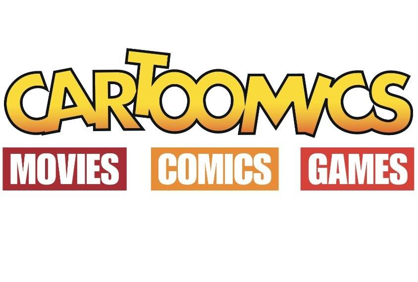 Logo Cartoomics