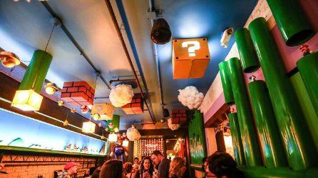 Ecco il primo bar a tema Mario Bros