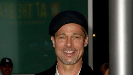 Brad Pitt sempre più magro dopo il divorzio dalla Jolie