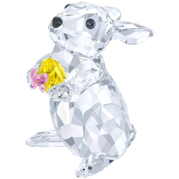 Coniglietto di cristallo Swarovski