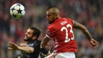 Champions League, le immagini di Bayern Monaco-Real Madrid