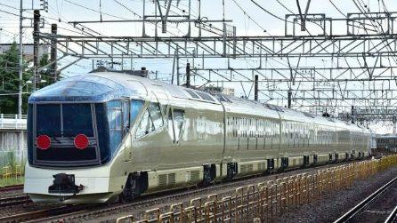 A bordo del treno notturno più lussuoso del Giappone: a progettarlo un designer Ferrari