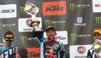 MXGP: Tony Cairoli vince il GP del Trentino