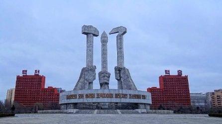 Corea del Nord: ecco le architetture della più temuta Repubblica Popolare Democratica