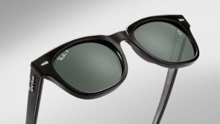 Ray-Ban Meteor, la nuova linea di occhiali da sole iconici