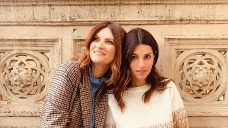 Tutti gli hairlook di Laura Pausini