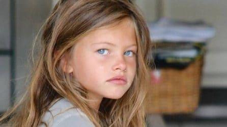 Thylane Blondeau: com'è cambiata la bambina più bella del mondo