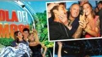 Le foto del party post Isola dei famosi 2017