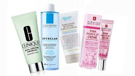 I cosmetici per combattere i pori dilatati