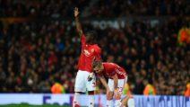United, grave infortunio al ginocchio per Rojo