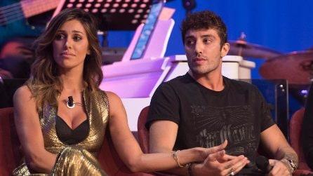 I look glamour di Belén e Iannone al Maurizio Costanzo Show